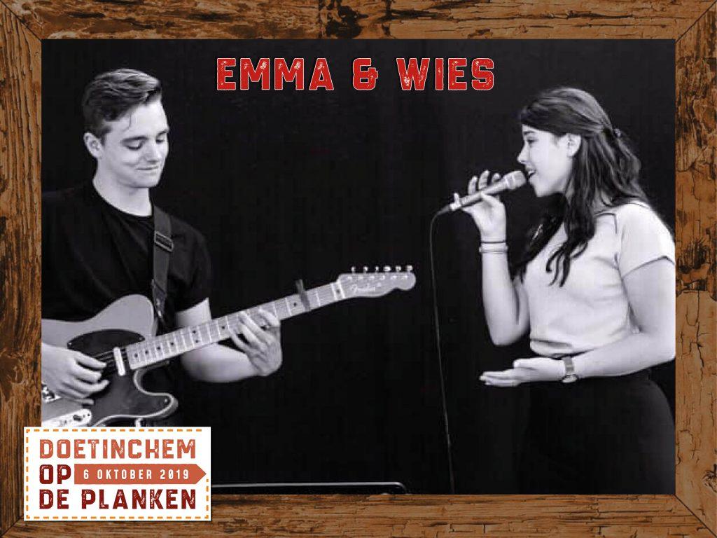 EMMA& WIES FRAME